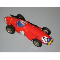 maserati 250f jad43061jade miniatures model kit sale on