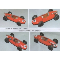 Cooper Ferrari T51