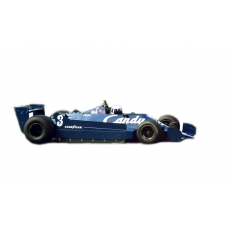 Tyrrell Ford 009