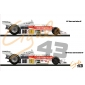 McLaren M23 BS Fabrications Chesterfield decals-CDS011