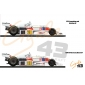 McLaren M23 L&M decals-CDS012