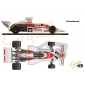 McLaren M23 Lucky Strike decals-CDS014