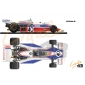 McLaren M23 Melchester Racing decals-CDS015
