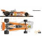 McLaren M23 BS Fabrications - Marlboro decals-CDS016