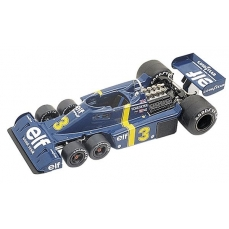 Tyrrell Ford P34 - 6 weels